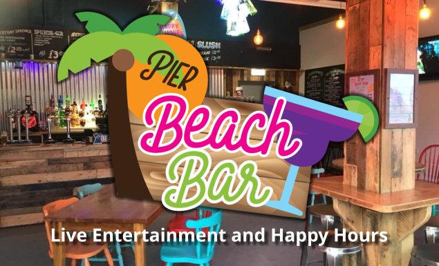 Skegness Pier - Pier Beach Bar