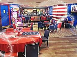 Skegness Pier - Hollywood Bar & Diner