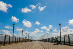 Skegness Pier Boardwalk